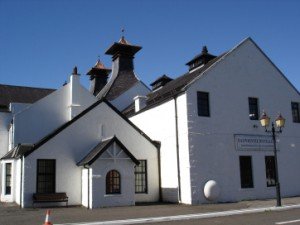 Dalwhinnie Brennerei (Copyright by www.thewhiskywiki.de)